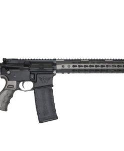 Advanced Combat AR-15 Tungsten Grey Cerakote