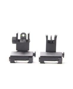 Tiger Rock Inc Mini Flip-up Sights Black