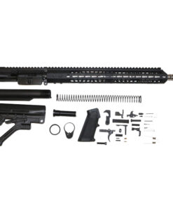 AR-15 Complete Upper Stainless Barrel with BCG, Charging Handle and LPK